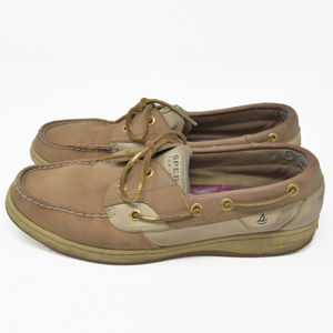 Sperry Top Sider Sz 9M Bluefish 2 Eye Boat Shoes